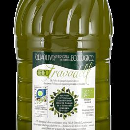 """Caja de 6 botellas de aceite de oliva virgen extra """"ecológico"""""""