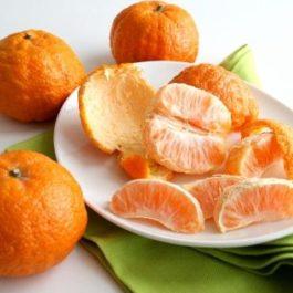 "Caja de Mandarinas extra dulces ""calabaza"" 10 kg"