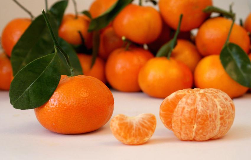 Caja de Mandarinas Clementinas