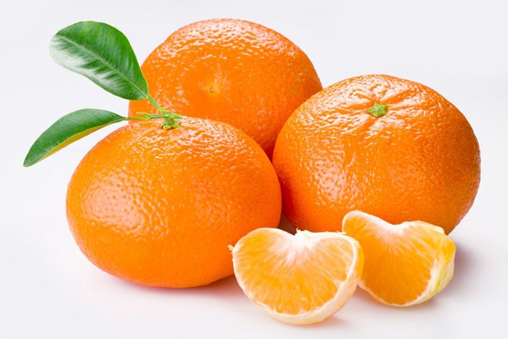 Mandarinas sin pepitas