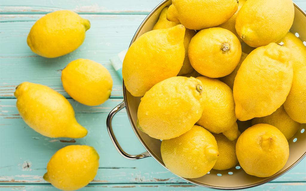 Caja de Limones