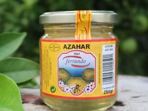 Orange flower honey 500gr.