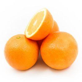 Caja de naranjas de mesa 10 Kg