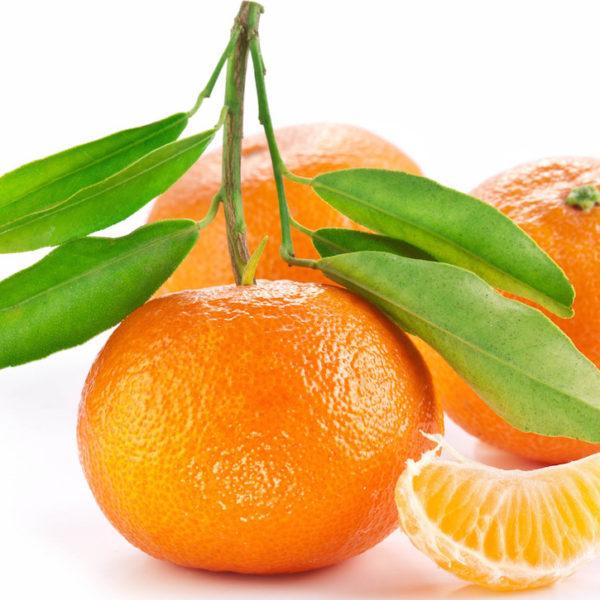 Mandarinas hibridas ortanique