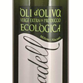 Aceite de Oliva Virgen Extra Ecológico Botella de 25 cl