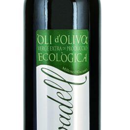 Aceite de oliva Virgen Extra Ecológico Botella de 50 cl