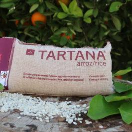 Saco de arroz 500gr · D. O. Arroz de Valencia