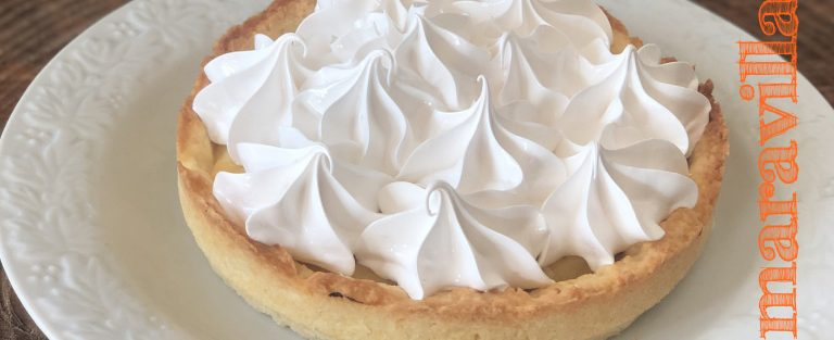 Lime pie (tarta de lima)